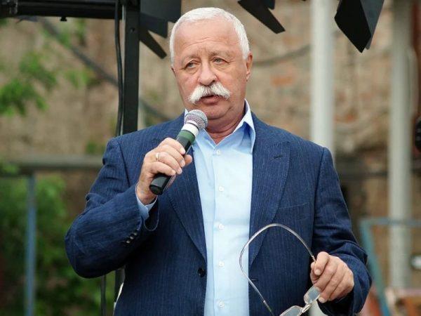 Леонид Якубович — известный советский и российский ведущий, актер, сценарист