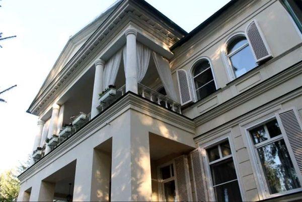 Дачный дом Леонида Якубовича