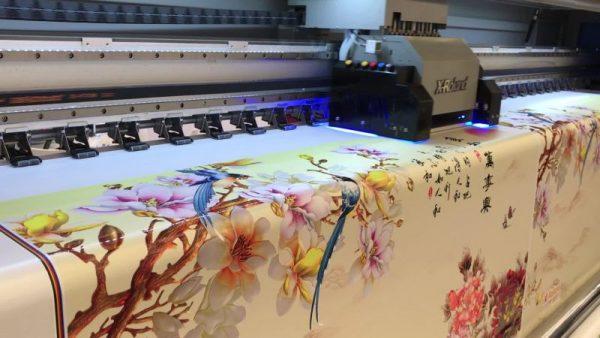 Печать 3D обоев