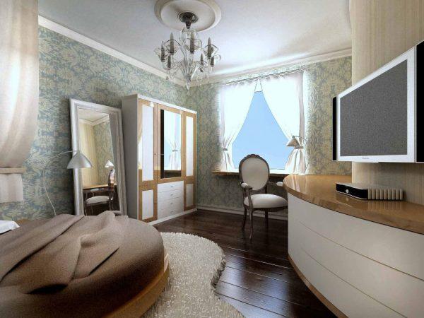 Оформление комнаты для людей старше 30