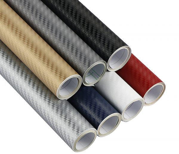 Пленка из углеродного волокна для стайлинга автомобилей