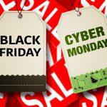 Покупки в Черную пятницу и Киберпонедельник