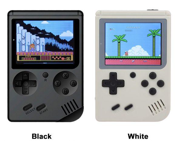 Портативная игровая ретро-консоль