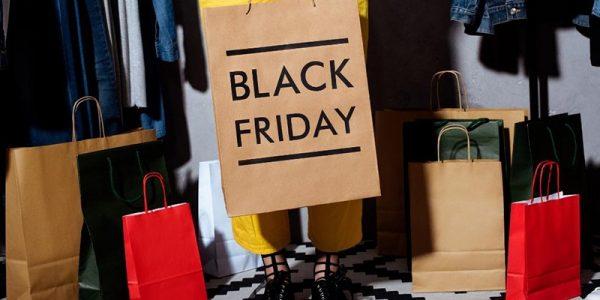 Распродажи в Черную пятницу