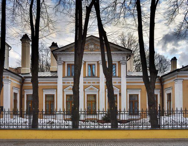 Резиденция главы РПЦ в Чистом переулке