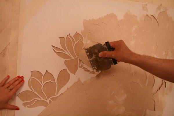 Технология создания фрески