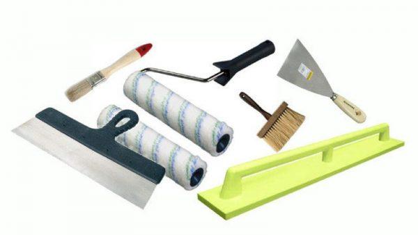 Инструменты для ремонтных работ