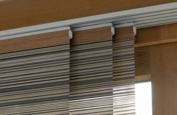 Оригинальные японские раздвижные шторы