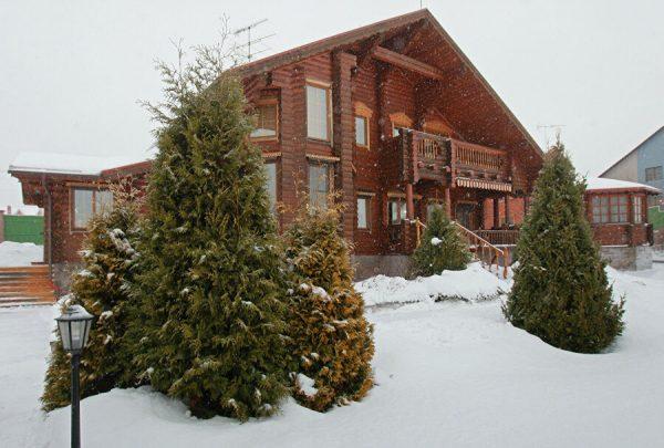 Загородный дом в Дмитровском районе