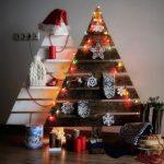 Идеи создания новогодней ёлки