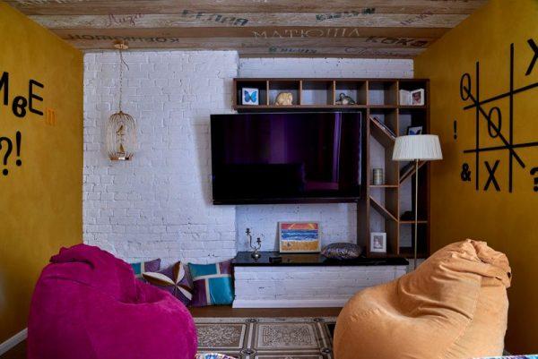 Квартира Екатерины Климовой