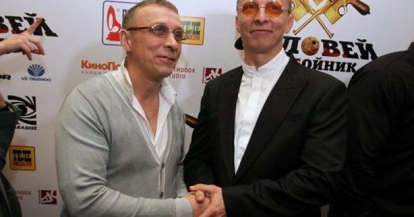Иван Охлобытин с братом Станиславом