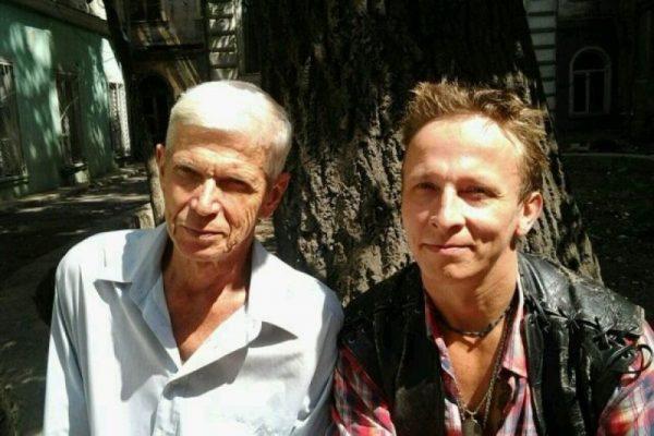 Иван Охлобытин с отцом