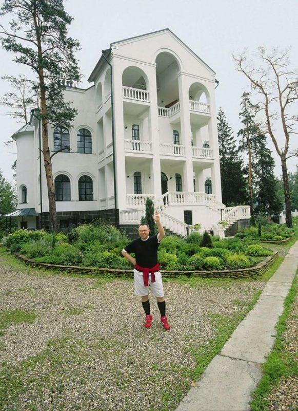 Дом Вячеслава Зайцева в Каблуково