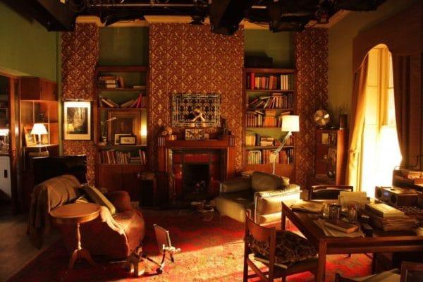 Квартира Холмса на Бейкер-стрит