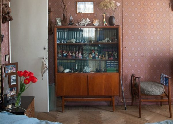 Сервант - устаревшее решение для малогабаритной квартиры