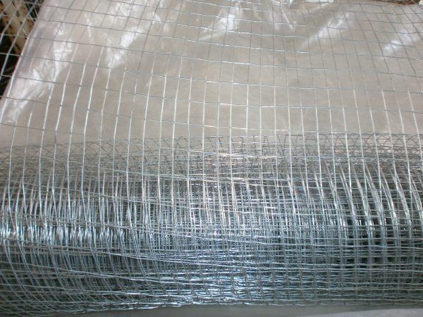 Штукатурная оцинкованная ячейка 10х10 мм