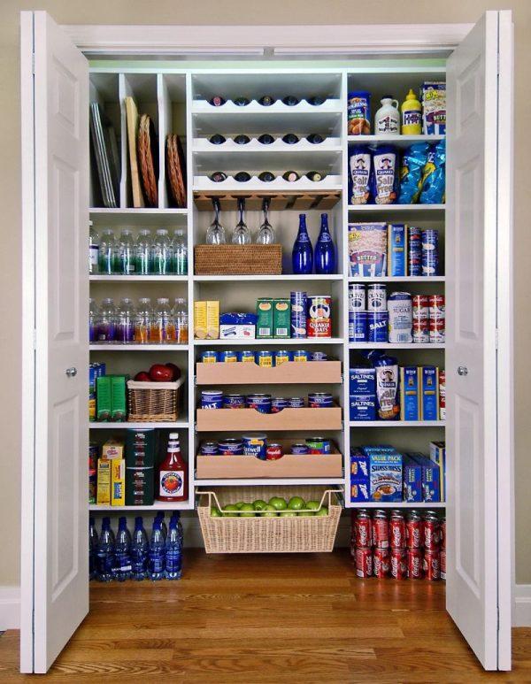 Шкаф-кладовая для хранения