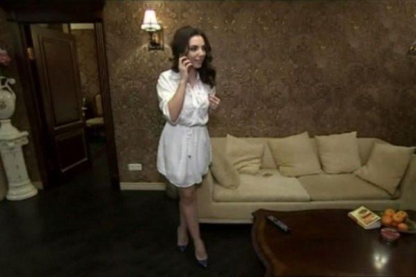 Дочь Распутиной Захарова Нелли