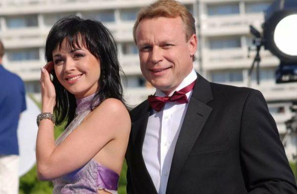 Сергей Жигунов с Анастасией Заворотнюк