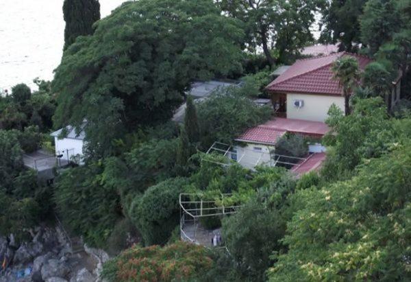 Дачный домик Жигунова в Гурзуфе