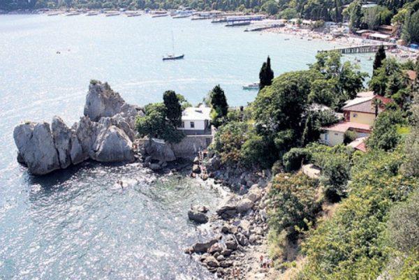 Дом Сергея Жигунова в Крыму