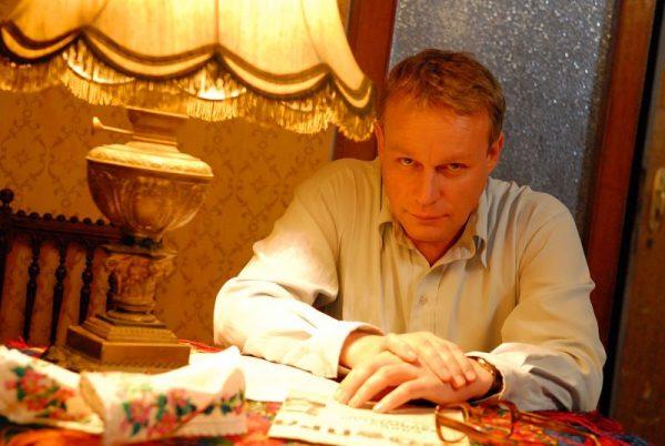 Известный Российский актер Сергей Жигунов
