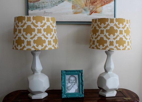 Оригинальные абажуры для светильников