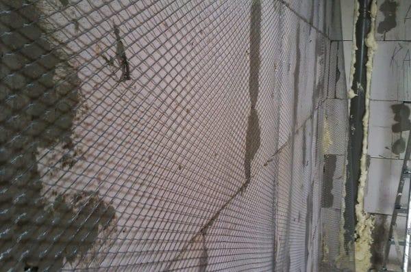 Армирующая сетка для стен