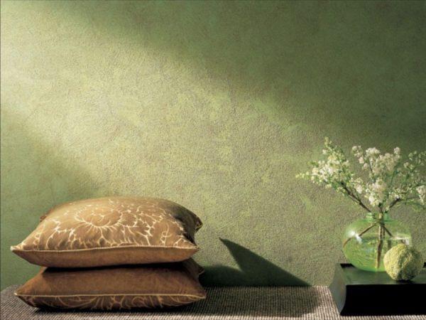 Декоративное покрытие бархат