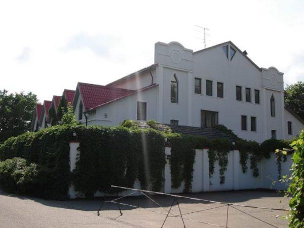 Дом Кристины Орбакайте на Истре