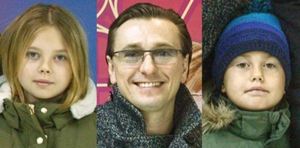 Внебрачные дети Безрукова Иван и Александра