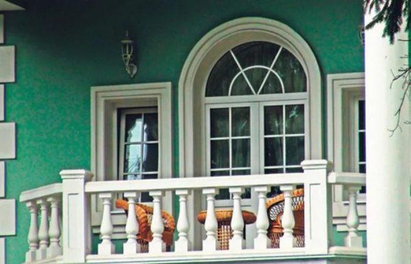 Загородный дом Юрия Антонова в Грибово