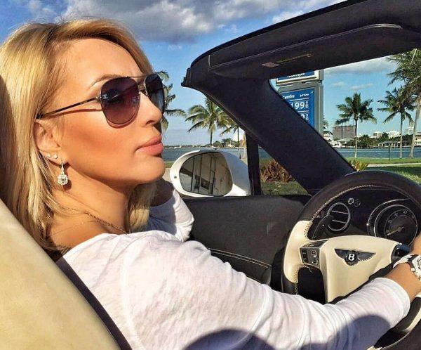 Лера Кудрявцева в Майами