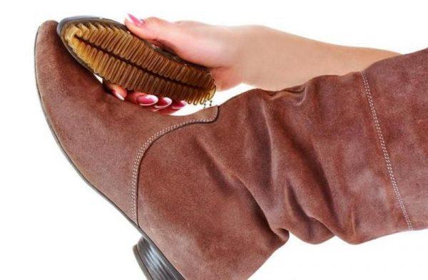 Подготовка обуви к покраске