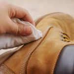 Уход и очистка ботинок