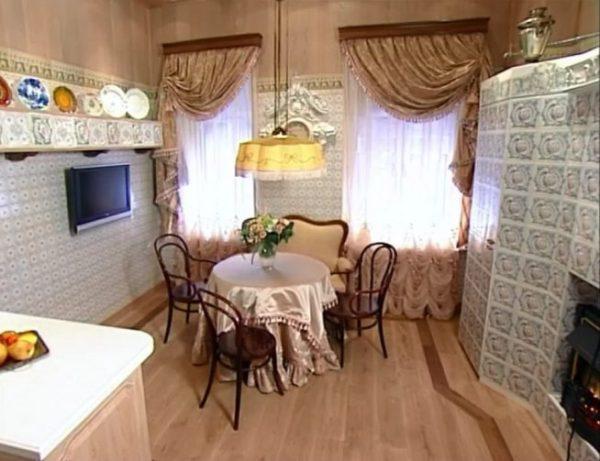 Кухня Муравьевой