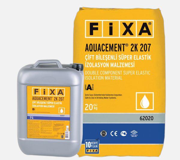 Aquacement 2K207 для отделки бассейнов