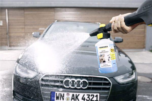 Для мойки авто следует использовать специальные моющие средства