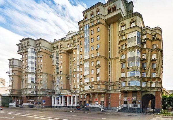 Элитный дом по Долгоруковской, 6