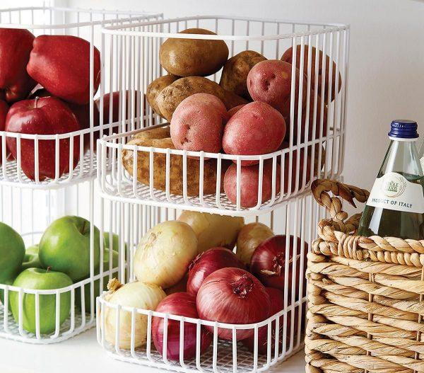 Хранение фруктов на кухне