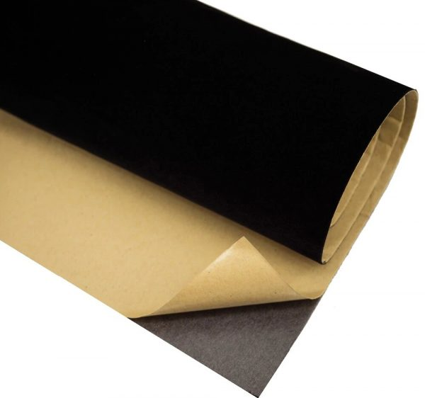 Обои из бархатной бумаги