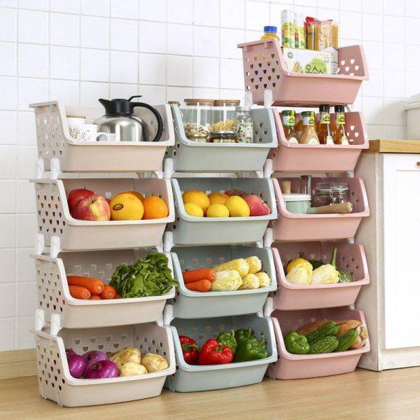 Органайзер для овощей и фруктов