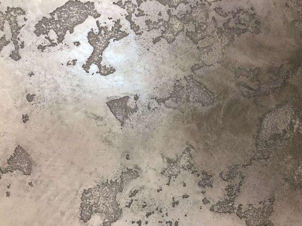 Перламутровая штукатурка Карта мира