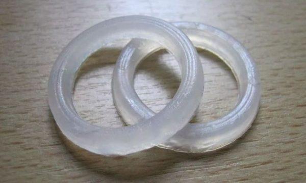Самодельные прокладки из силикона