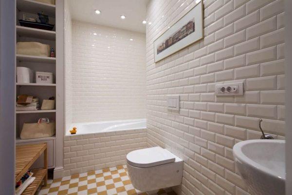 Плитка кабанка для ванной комнаты