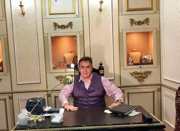 Рабочий кабинет — любимое место Садальского