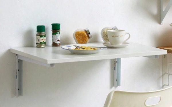 Настенный стол