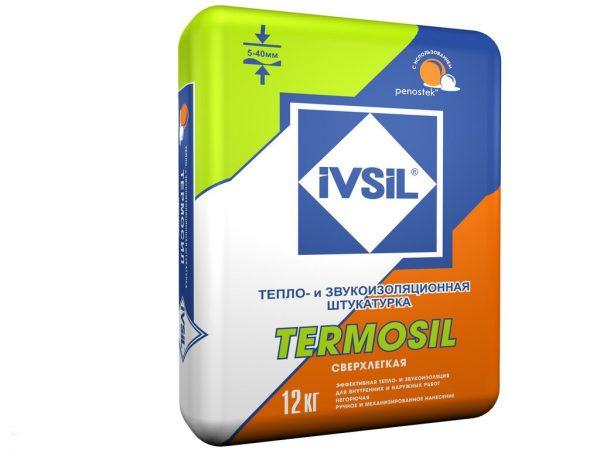Звукоизоляционная смесь Ivsil Термосил