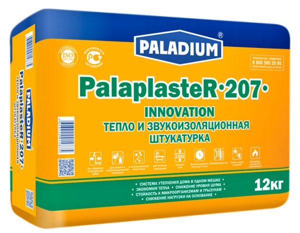 Звукоизоляционная смесь PalaplasteR-207